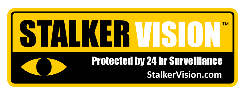 Night vision security camera from StalkerVision