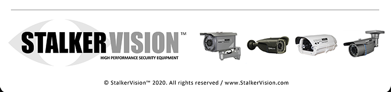High performance surveillance and security systems by StalkerVision.com